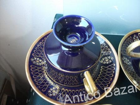Lihte echt kobalt - set za kafu i čaj