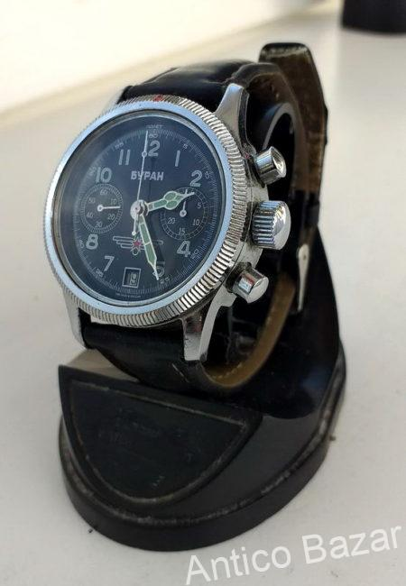 Buran chronograph 3133