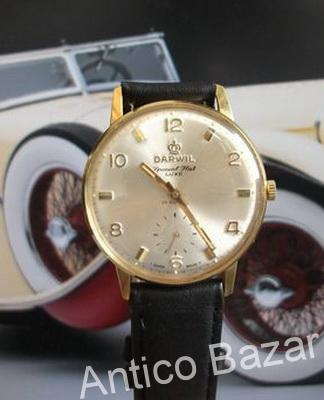 Darwil - special flat LUXE 17 RUBIS swis made